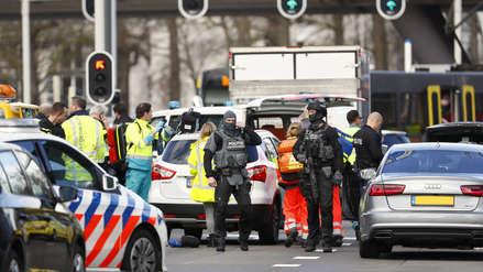 Reportan al menos tres muertos y varios heridos tras un tiroteo en una ciudad de Holanda