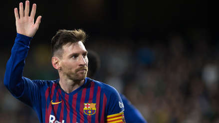 Lionel Messi respondió a hinchas del Betis que aplaudieron sus tres goles