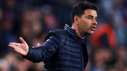 Luis Advíncula se quedó sin técnico tras destitución de Míchel en Rayo Vallecano