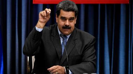 Gobierno de Maduro acusa a Trump y Bolsonaro de hacer