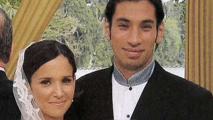 Érika Villalobos dedicó un romántico mensaje a Aldo Miyashiro por sus 14 años de matrimonio