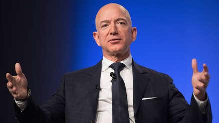 Reporte: Periódico pro-Trump pagó US$ 200 mil por fotos sexuales de Jeff Bezos