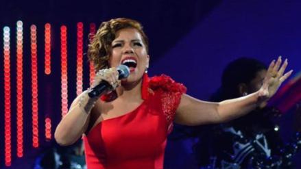 Susan Ochoa llegó a Chiclayo para ofrecer un show gratuito en su pueblo natal tras su triunfo en Viña del Mar 2019