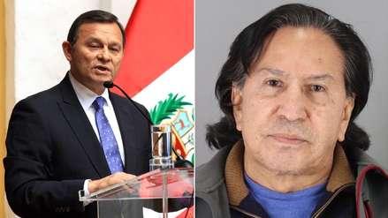 Canciller Néstor Popolizio será citado al Congreso por detención de Alejandro Toledo en Estados Unidos