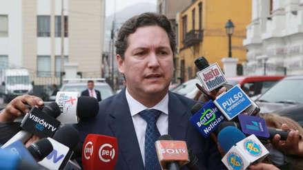 Daniel Salaverry sobre agresión a José Domingo Pérez: