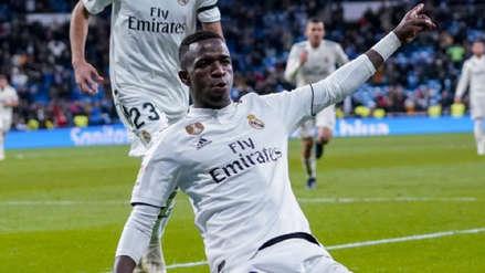 Vinicius Junior reveló que tuvo propuesta del Barcelona y explicó por qué prefirió al Real Madrid