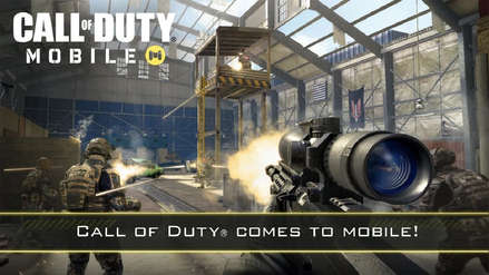 Activision anunció Call of Duty: Mobile para iOS y Android