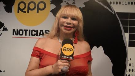 Susy Díaz anuncia que se pondrá la tanga por última vez en el show por sus 30 años de vida artística