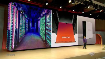 Google presenta a Stadia, su servicio en la nube que te permitirá jugar en cualquier dispositivo