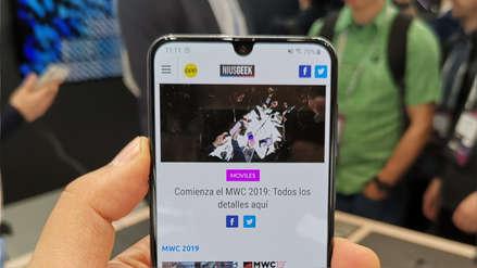 Samsung filtra el futuro A40 que se presentará el 10 de abril