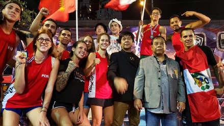 Muay Thai: cuatro peruanos se coronaron campeones mundiales en Tailandia