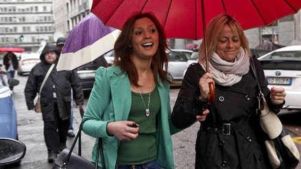 Hallan cadmio y antimonio en el cadáver de la testigo contra Silvio Berlusconi
