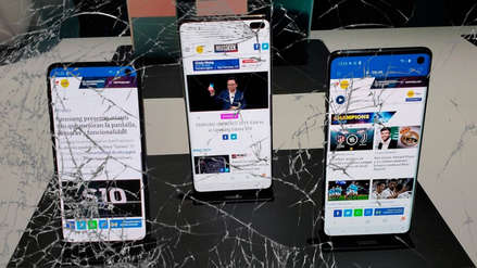 Esto es lo que cuesta reemplazar la pantalla de los Samsung Galaxy S10