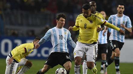 ¡Cambio de piel! Argentina y Colombia presentaron sus nuevas camisetas