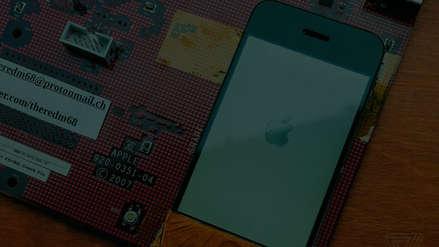 Revelan las fotos del prototipo del primer iPhone y no luce como creerías