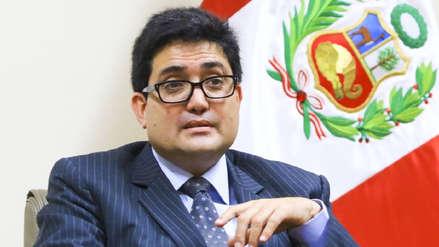 Procurador Ramírez responde a críticas de Jorge del Castillo por acuerdo de colaboración con Odebrecht