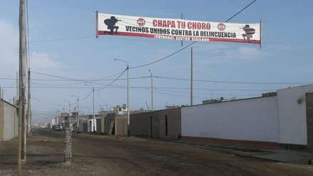 Vecinos de Trujillo se unen para detener delincuentes y entregarlos a la Policía
