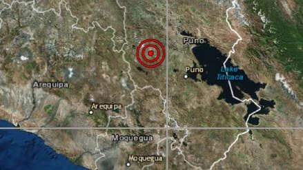 Puno | Un sismo de magnitud 4.6 sacudió Lampa esta madrugada