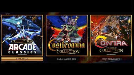 Konami celebra sus 50 años trayendo de vuelta a Contra, Castlevania y otros clásicos