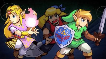 The Legend of Zelda regresa ¿en forma de videojuego indie?