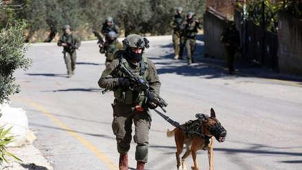 Dos palestinos mueren por disparos del Ejército israelí en enfrentamientos en Cisjordania