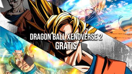 Dragon Ball Xenoverse 2 lanza versión gratuita en PlayStation 4 y Xbox One