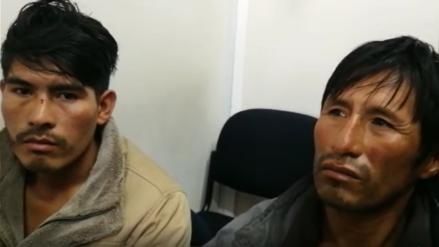Nueve meses de prisión preventiva para hermanos que provocaron muerte de su padre tras darle golpiza