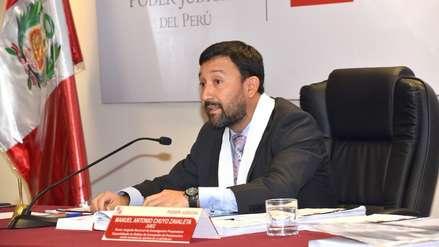 Juez que vio casos Odebrecht y 'Cuellos Blancos del Puerto' renunció a su cargo