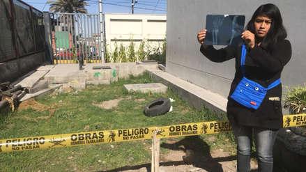 Arequipa | Escolar se fractura el brazo y en hospital le niegan la atención
