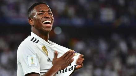 Vinicius Junior contó a qué edad calcula que ganará el Balón de Oro