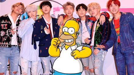 K-Pop | Así fue la aparición de la BTS Army en Los Simpsons