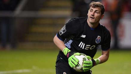 ¿Se retira? Iker Casillas definió su futuro para la próxima temporada