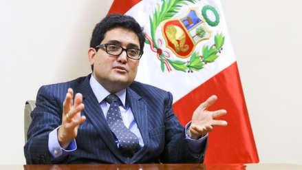 Procurador Jorge Ramírez admitió que trabajó en municipio de Ventanilla pero alegó independencia en sus funciones