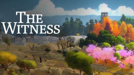 Juegos gratis | Epic Games Store regalará The Witness a partir de abril