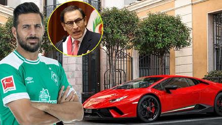 """¿Claudio Pizarro recomienda comprar bitcoins? La verdad detrás del """"millonario negocio"""" que ronda por Facebook"""