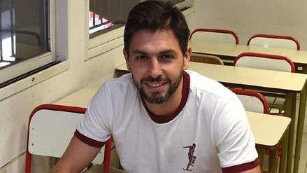 Nunca es tarde: jugador de River Plate terminó el colegio a los 36 años