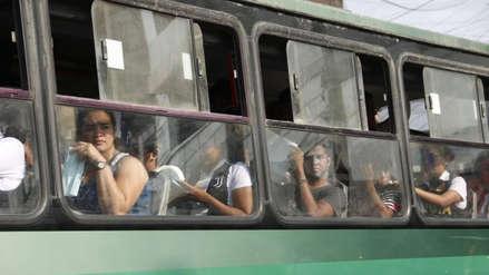 Más de 30 ciudadanos venezolanos indocumentados fueron intervenidos en Gamarra