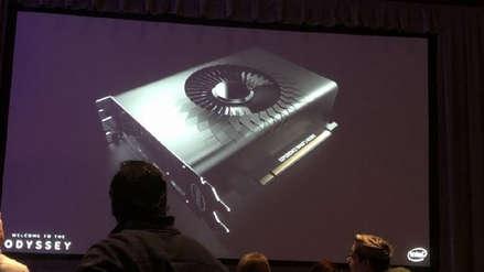 Intel presentó el primer prototipo de sus tarjetas gráficas dedicadas