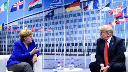 Alemania duda que Brasil pueda entrar a la OTAN por propuesta de Donald Trump