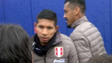 Edison Flores fue 'embestido' por Renato Tapia en plena entrevista
