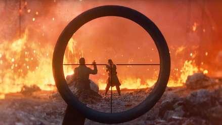 Battlefield V presenta su primer gameplay del modo battle royale y ¡es increíble!