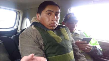 Hombre que confesó haber matado y descuartizado a mujer en Puno es enviado a prisión preventiva