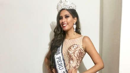 Le quitan la corona a Claudia Meza, miss que denunció haber sido dopada en fiesta con chicos 'reality'