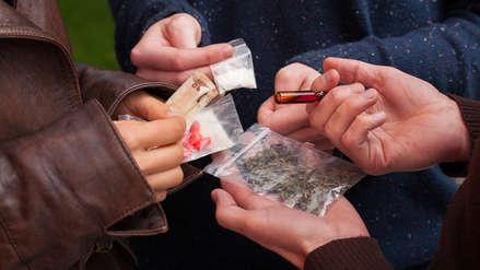 En América aumentó el consumo de marihuana y cocaína y disminuyó el de tabaco