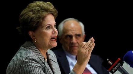 Dilma Rousseff califica a Jair Bolsonaro de