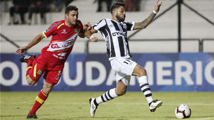 Sport Huancayo cayó 2-0 ante Montevideo Wanderers por la Copa Sudamericana 2019