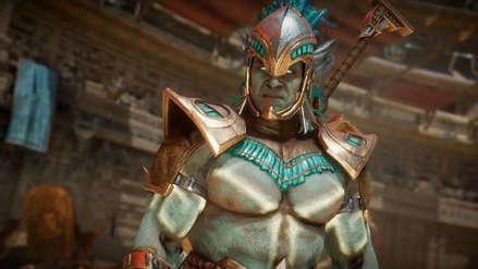 Kotal Kahn se suma al roster de Mortal Kombat 11
