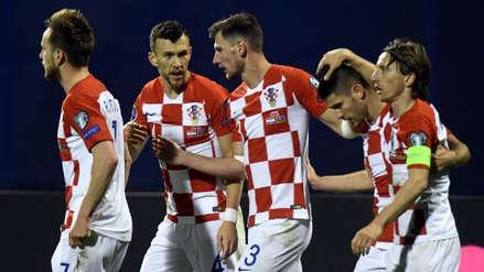 Croacia sufrió para derrotar a Azerbaiyán en el inicio de las eliminatorias para la Eurocopa 2020