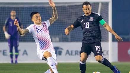 México derrotó 3-1 a Chile en el debut del Tata Martino