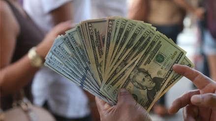 Tipo de cambio: Este viernes el dólar subió al inicio de la jornada